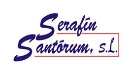 Logotipo Serafín Santorum, S.L.