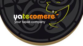 Logotipo Yatecomeré